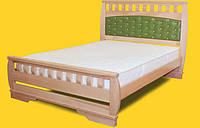 Односпальная кровать Атлант 11 90 ТИС 1145х1060х2105мм