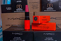 Матовая Помада МАС matte lipstick