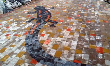 Тротуарная плитка «Львовский камень» , фото 2
