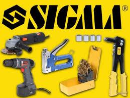SIGMA Автомеханический инструмент и оборудование