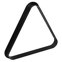 Пластиковый треугольник для бильярдных шаров 57 мм