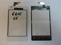 Сенсор LG E615 E617 Optimus L5 Dual White orig