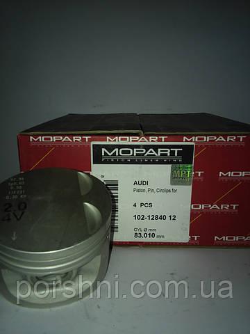 Поршни  AUDI  2.0   6 A  ACE    диам 83 Mopisan 1284012
