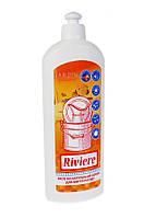 """Гелеобразное средство на натуральной основе для мытья посуды """"Riviere"""", 500мл, Jardin cosmetics"""