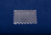 Магниты акриловые , заготовки от производителя  ПРЯМОУГОЛЬНИК МАРКА 54Х80 ПОЛИГРАФИЯ 45Х70 ММ