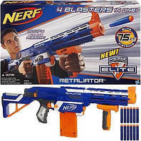 Бластер Strike Elite Retaliator Hasbro Nerf  98696 (белый)