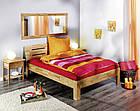 Кровать из массива дерева 076, фото 2
