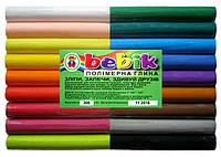 """Полимерная глина 18 цветов """"Бебик"""""""