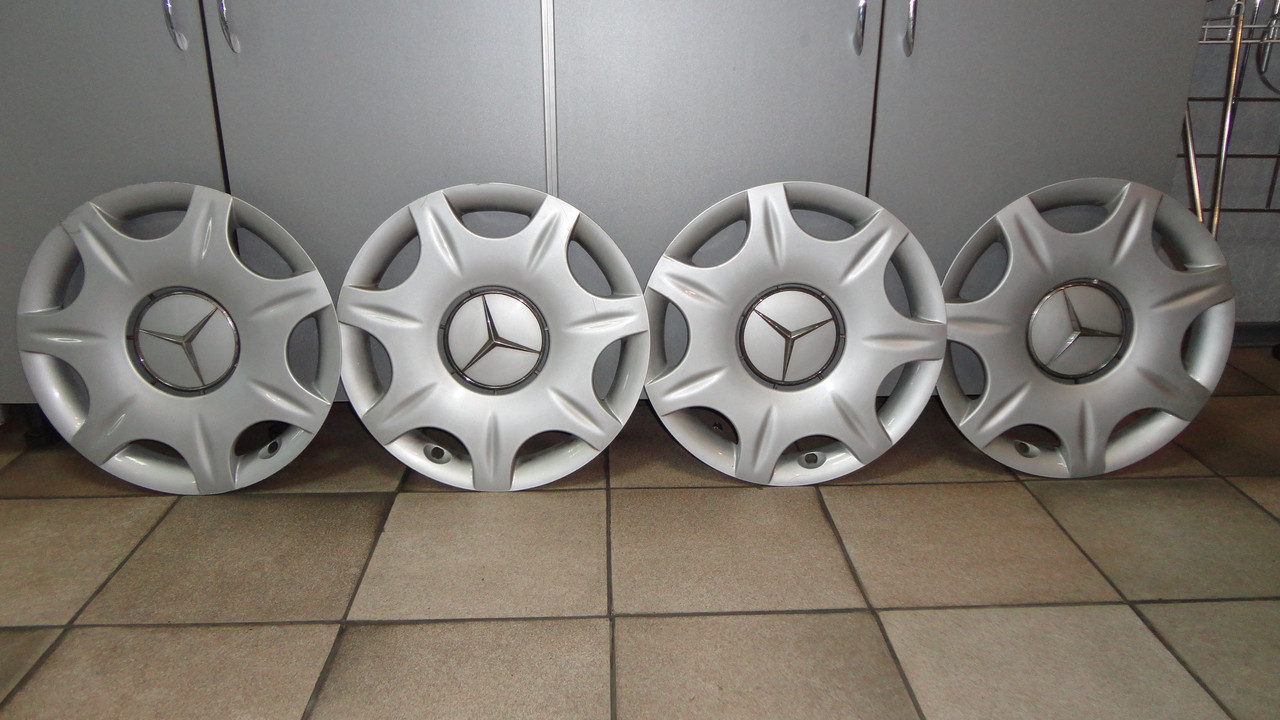 Б/у колпаки на Mercedes