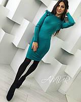 Женское короткое платье №62-146