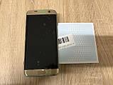 Дисплей на Samsung G935 Galaxy S7 Edge Золото(Gold),GH97-18533C, Super AMOLED!, фото 3