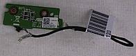 Кнопка 69N0LEC10C01 питания платы ноутбука Asus U56E KPI31203