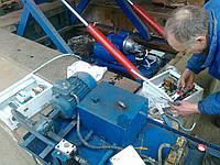 Ремонт и техобслуживание грузоподъемного оборудования