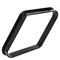 Треугольник Ромб Junior пластик черный 57 мм
