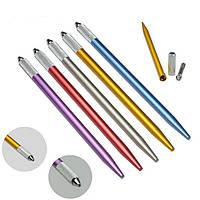 Ручка-держатель для круглых мульти игл (металлическая)