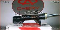 Амортизатор передний, левый / правый (масляный, усиленный) Chery Amulet [-2012г.,1.5] A11-2905010BA Magnum [Польша]