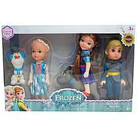 Набор кукол-героев Холодное сердце