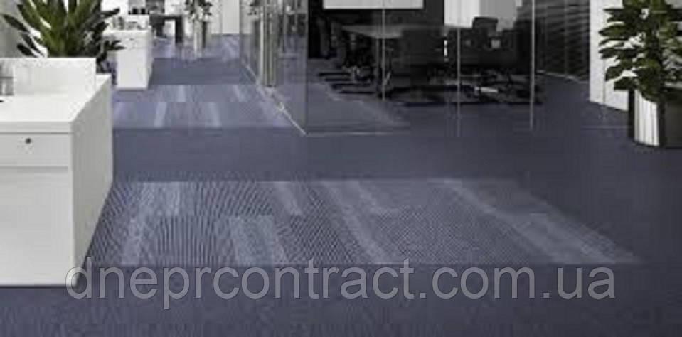 Модульная ковровая плитка Domo Modulyss (Бельгия)  Base lines