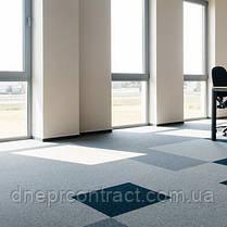 Модульная ковровая плитка Domo Modulyss (Бельгия)  Base lines, фото 3