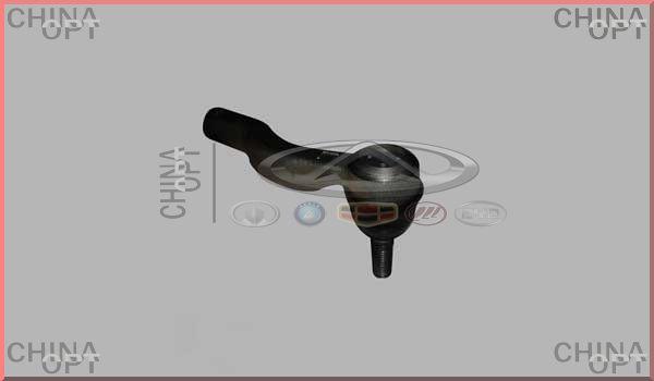 Наконечник рулевой тяги левый, Chery Tiggo [1.8, до 2012г.], T11-3401050, Original parts