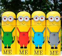 Термосы детские мини Миньоны(4 цвета)