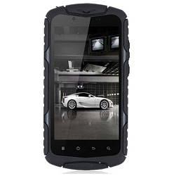 """Защищенный смартфон NO.1 X-Men X1 black IP68 Quad-Core 5"""" 1/8Gb 13Mp"""