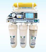 Система обратного осмоса BIO+systems RO-50-SL02-NEW (мембрана Filmtec пр-во США) c насосом (8694900301696)