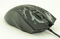 Мышка компьютерная проводная XG68, оптическая мышка для компьютера