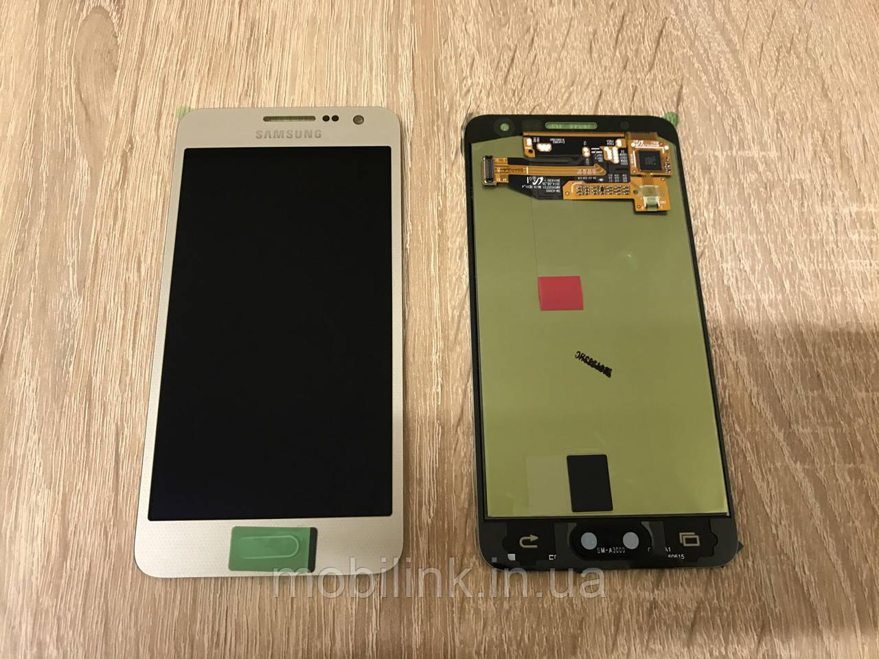 Дисплей Samsung A3 A300 Золото Gold GH97-16747F оригинал!
