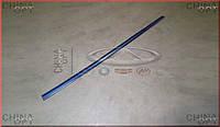 Молдинг двери передней левой / правой Chery Amulet [1.6,-2010г.] A11-6101010AB Китай [аftermarket]