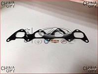 Прокладка впускного коллектора Lifan 520 [Breez, 1.6] E010001301 Китай [оригинал]