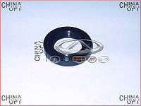 Сальник первичного вала КПП Geely CK1 [-2009г.] 3170103001 Китай [оригинал]