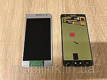 Дисплей Samsung A3 A300 Серый Silver GH97-16747C оригинал!