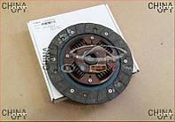 Диск сцепления, d=200mm, Geely MK1 [1.6, до 2010г.], 2160006021, Aftermarket