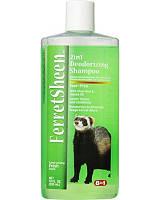 8in1 FerretSheen 2in1 Deodorizing Ferret Shampoo Шампунь-дезодорант для хорьков с маслом жожоба и алое