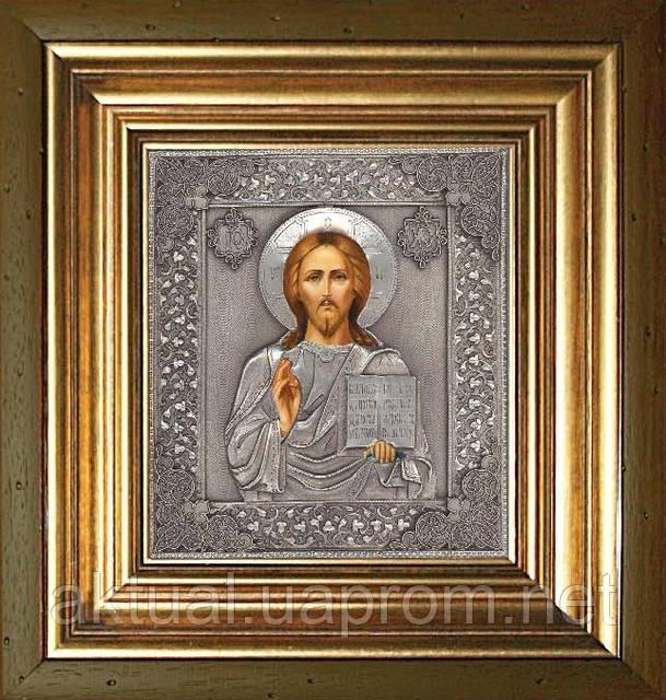 Икона Иисус Христос (из венчальной пары Казанская)