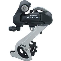 Переключатель велосипедный задний Shimano RD-M410 Alivio