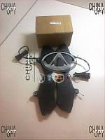 Колодки тормозные передние (CK без ABS, с пружинками) Geely CK1F [2011г.-] T11-3501080 Китай [аftermarket]