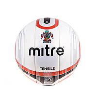 Мяч футбольный Mitre Tensile PU