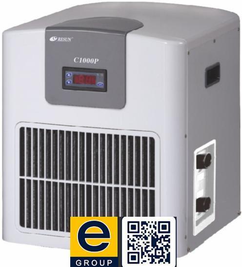 Охладитель для аквариума Resun c1000p - «Е-групп» - оборудование для Вашего Бизнеса в Днепре
