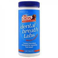 8in1 D.D.S. Dental Breath Tabs Таблетки с ментолом для освежения дыхания у собак
