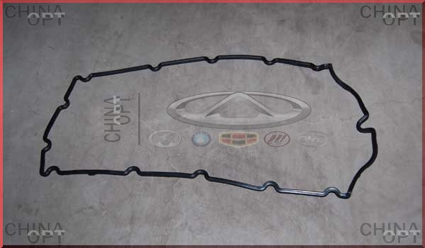 Прокладка клапанной крышки, 477F, Chery E5 [1.5, A21FL], 477F-1003041, Aftermarket