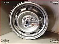 Диск колесный (стальной) Geely CK1 [-2009г.] 3101100180 Китай [Aftermarket]