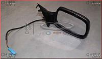 Зеркало двери, правое (електрика) Chery Amulet [1.6,-2010г.] A15-8202120AB Китай [аftermarket]