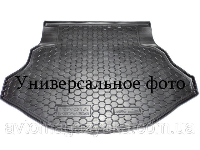 Коврики в багажниик полиуретановый для NISSAN Micra (2003-2010) (Avto-