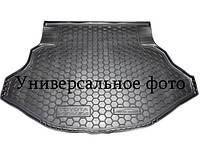 Коврик в багажник полиуретановый для SKODA Octavia A7 (2013>) (универсал) (с боксом усилит.)