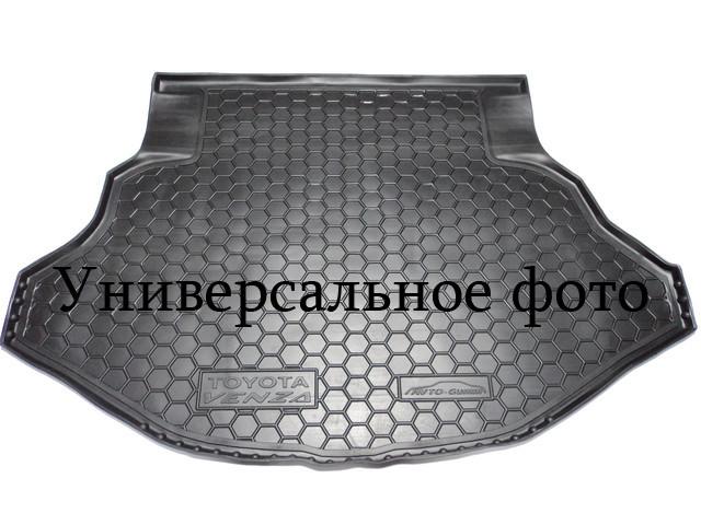 Коврики в багажниик полиуретановый для VW Caddy Life (2004-2015) (Avto