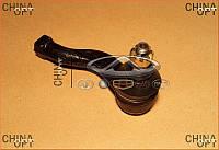 Наконечник рулевой тяги левый Geely CK1F [2011г.-] 3401145106 Китай [аftermarket]