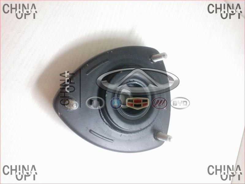 Опора верхняя переднего амортизатора, шток 14мм, Geely MK Cross, 1014001713, Aftermarket