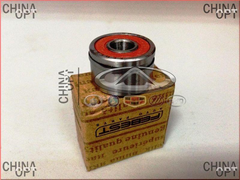 Подшипник генератора, маленький, BYD F3 [1.6, до 2010г.], MD317862-PM, Febest
